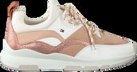 Roze TOMMY HILFIGER Lage sneakers SPORTY CHUNKY GLITTER  - medium