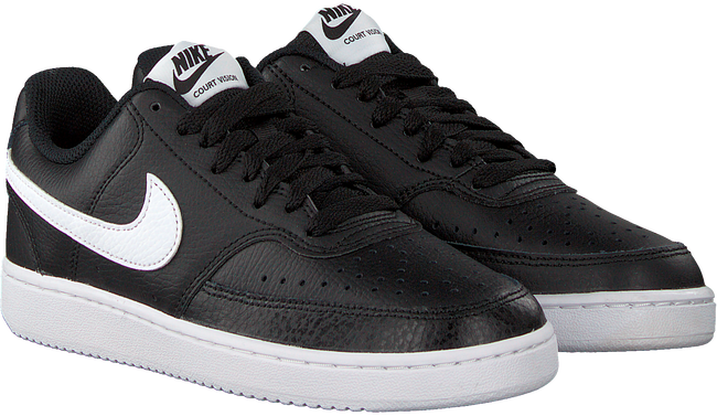 Zwarte NIKE Lage sneakers COURT VISION LOW WMNS  - large