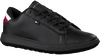 Zwarte TOMMY HILFIGER Sneakers ESSENTIAL DETAIL CUPSOLE  - small