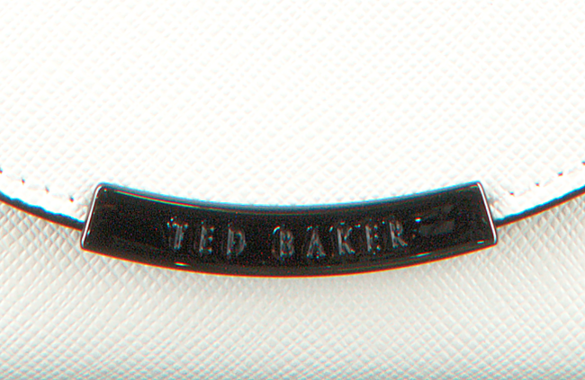 Witte TED BAKER Portemonnee INEEZ - large