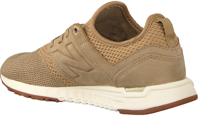 Beige NEW BALANCE Sneakers WRL247 WMN  - large
