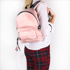 Roze TOMMY HILFIGER Rugtas LOGO MINI BACKPACK SATIN - small