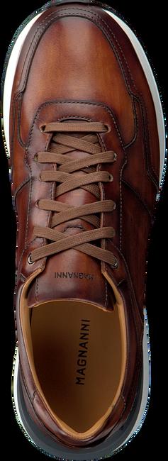Cognac MAGNANNI Lage sneakers 22927  - large