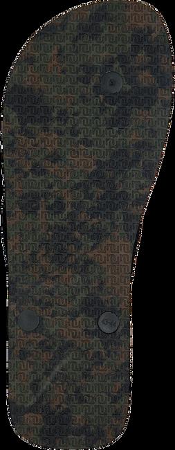 Groene UZURII Slippers DISCO ORIGINAL - large