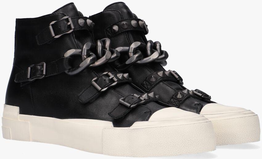 Zwarte ASH Hoge sneaker GALAXY  - larger