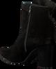 Zwarte OMODA Enkellaarsjes 7260120B - small