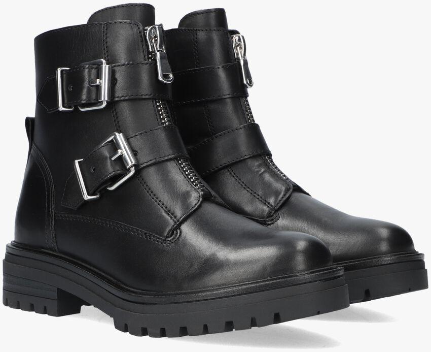 Zwarte OMODA Biker boots LPMONK-01  - larger