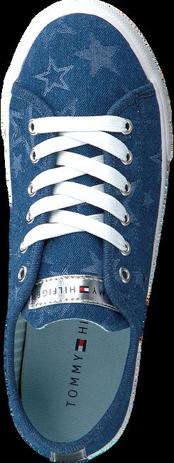 Blauwe TOMMY HILFIGER Veterschoenen T3A4-00257  - large