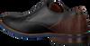 Zwarte VAN LIER Nette schoenen 1915310  - small