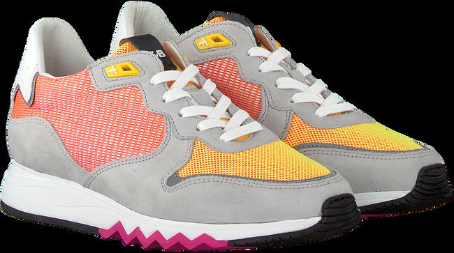 Oranje FLORIS VAN BOMMEL Lage sneakers 85302  - large