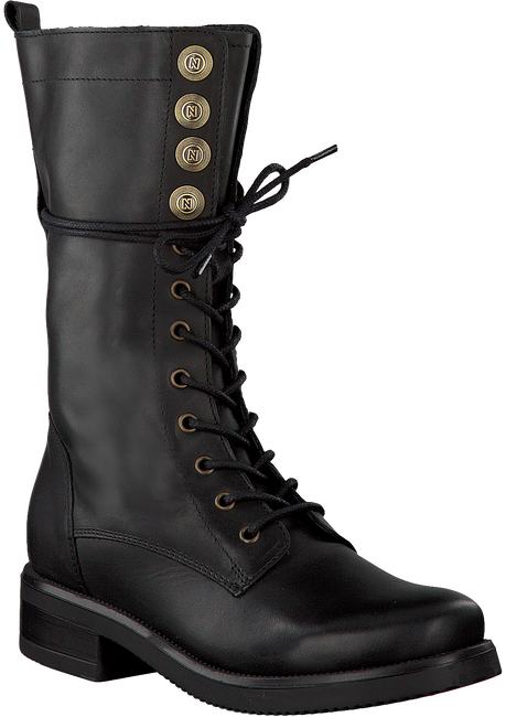 NIKKIE VETERBOOTS BUTTON LACE BOOT - large