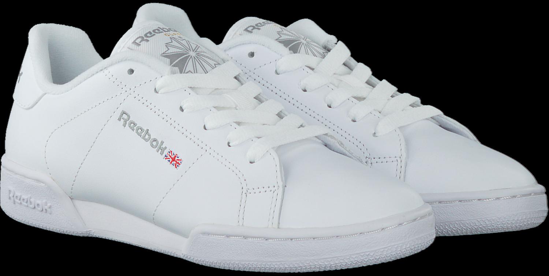 e8ab3b90833 Witte REEBOK Sneakers NPC II NE MET - Omoda.nl