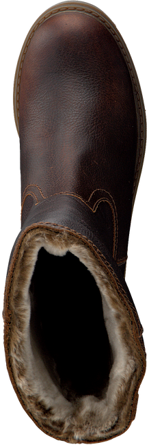 Bruine PANAMA JACK Hoge laarzen BAMBINA B82 - large