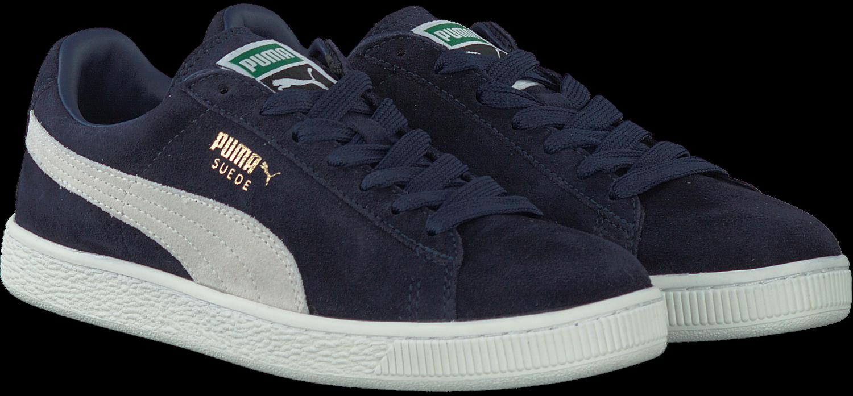 52654838e68 Blauwe PUMA Sneakers SUEDE CLASSIC - Omoda.nl
