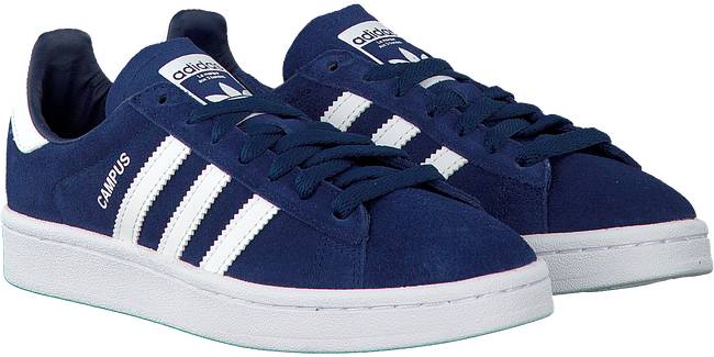 Blauwe ADIDAS Sneakers CAMPUS J  - large