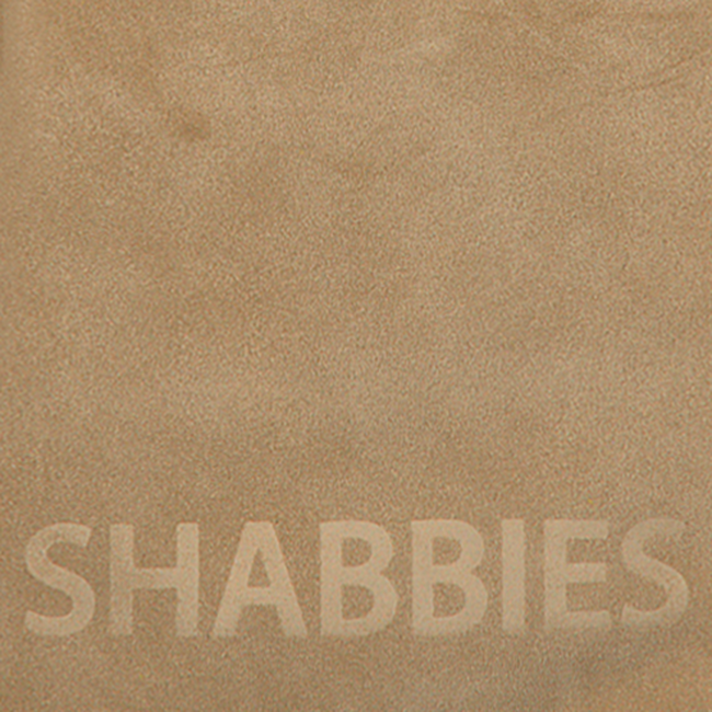 Beige SHABBIES Schoudertas SHOPPER XS - large