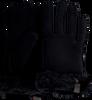 Zwarte UGG Handschoenen SHORTY GLOVE W/TRIM  - small