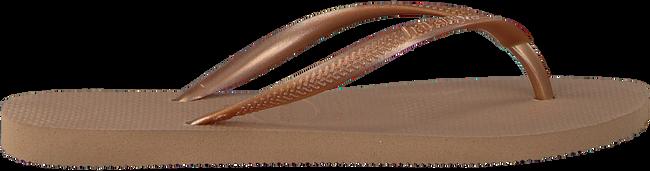 Roségouden HAVAIANAS Slippers SLIM WOMEN - large