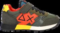 Groene SUN68 Lage sneakers BOYS JAKI PARTY TIME  - medium