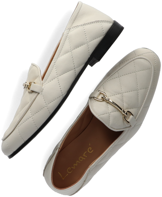 Witte LEMARÉ Loafers 2419 - large