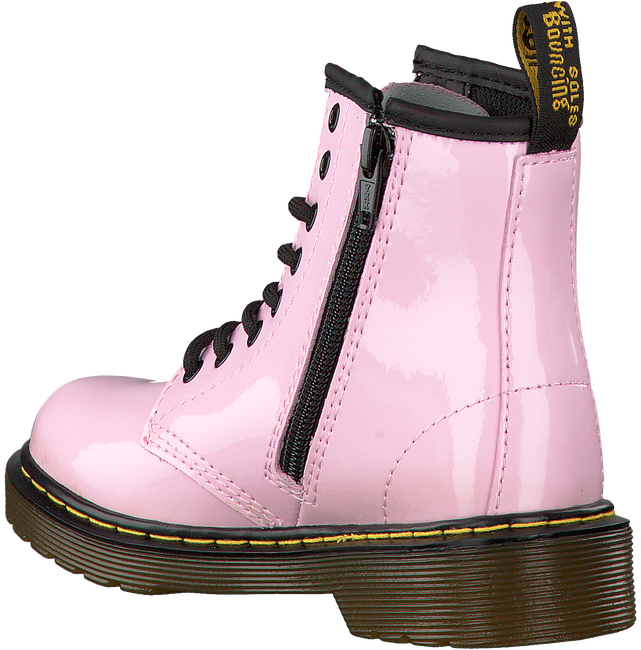 Roze DR MARTENS Veterboots DELANEY/BROOKLY - large