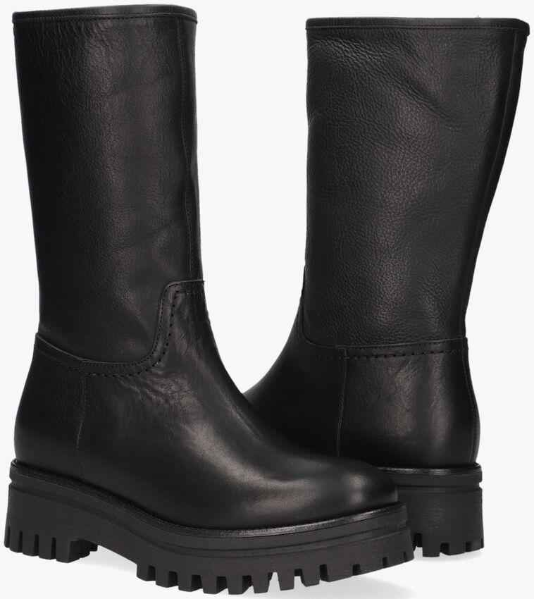 Zwarte NOTRE-V Hoge laarzen 8791  - larger