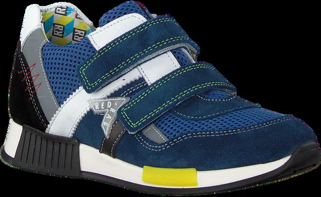 Blauwe RED-RAG Sneakers 15589 - large