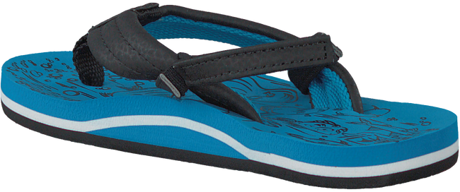 Blauwe REEF Slippers GROM REEF FOOTPRINTS  - large