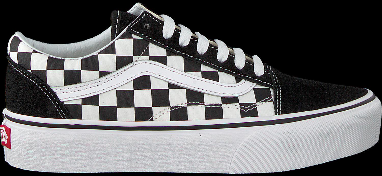 Zwarte VANS Sneakers OLD SKOOL PLATFORM | Omoda
