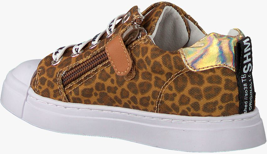 Bruine SHOESME Lage sneakers SH20S004  - larger