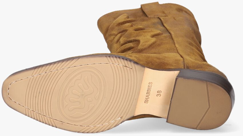 Bruine SHABBIES Hoge laarzen 192020115  - larger