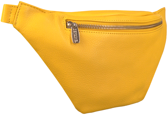 Gele DEPECHE Heuptas BUM BAG 12556  - large