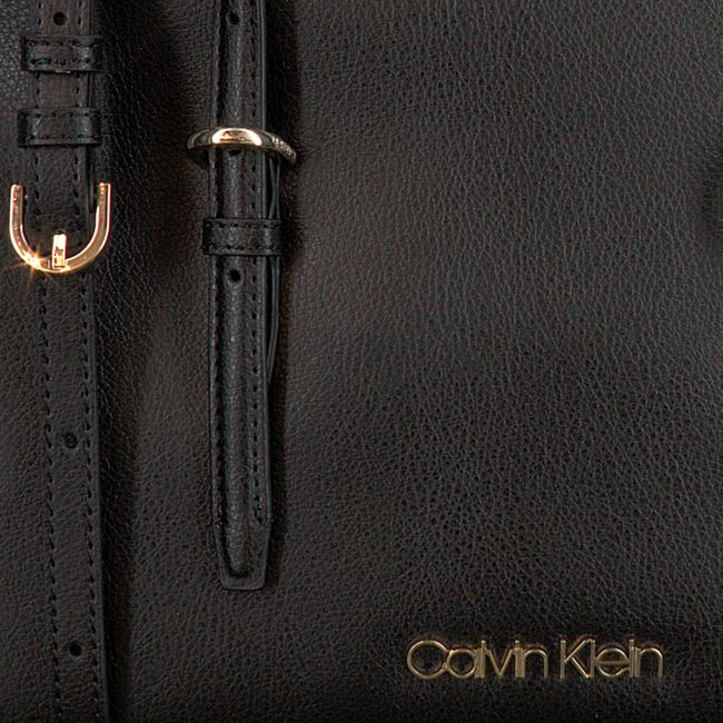 Zwarte CALVIN KLEIN Handtas AVANT SMALL TOTE - large