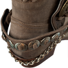 Taupe SENDRA Shoe candy 43 - small