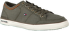 Groene TOMMY HILFIGER Sneakers CORE MATERIAL MIX SNEAKER  - small