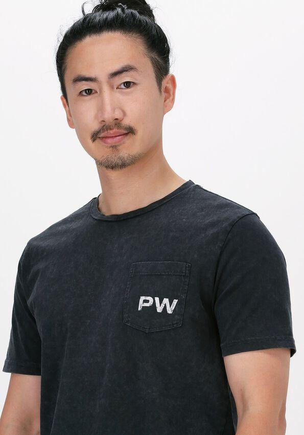 Antraciet PUREWHITE T-shirt 21030113 - larger
