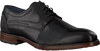 Zwarte OMODA Nette schoenen 735-AS - small
