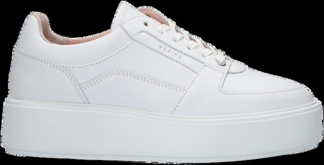 Witte NUBIKK Lage sneakers ELISE BLOOM  - large