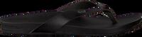 Zwarte REEF Slippers CUSHION COURT - medium