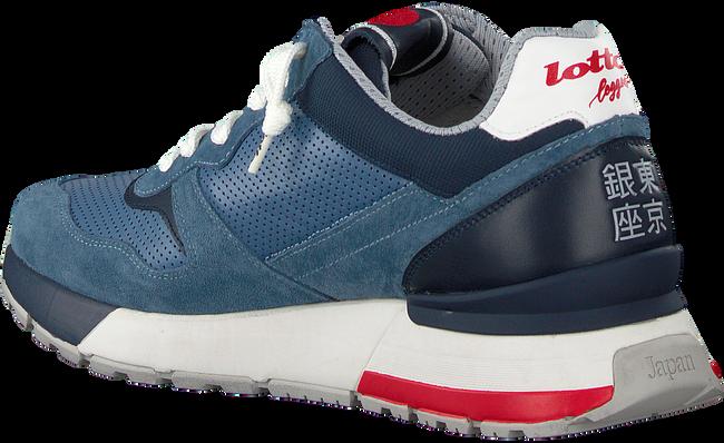 Blauwe LOTTO LEGGENDA Lage sneakers TOKYO GINZA  - large