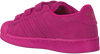 Roze ADIDAS Sneakers SUPERSTAR CF  - small