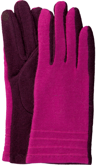 Roze ABOUT ACCESSORIES Handschoenen 8.37.103 - large