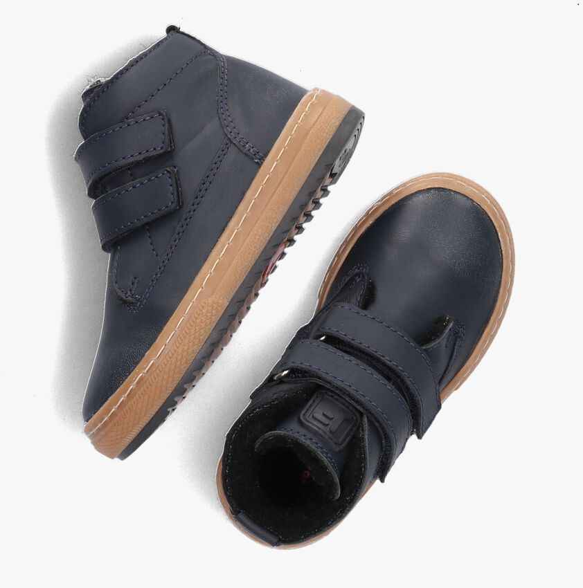 Blauwe JOCHIE & FREAKS Hoge sneaker JF-21255  - larger