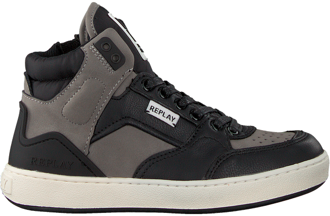Zwarte REPLAY Lage sneakers BOKAI  - large