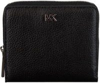 883561d730c Zwarte MICHAEL KORS Portemonnee MONEY PIECES ZA SNAP WALLET - medium