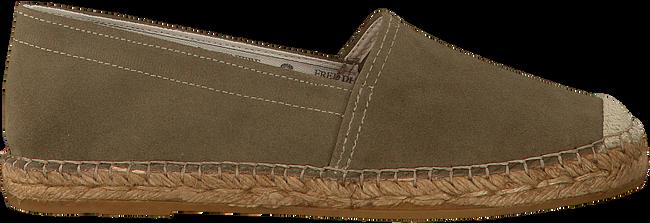 Groene FRED DE LA BRETONIERE Espadrilles 152010039  - large