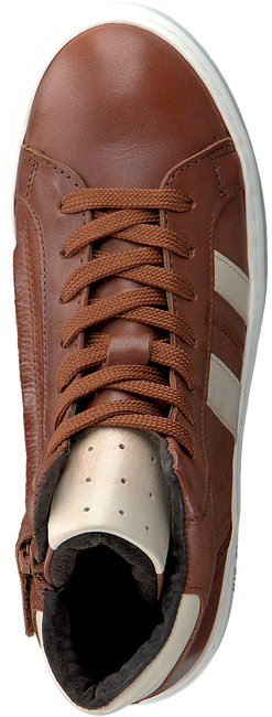 Cognac HIP Sneakers H1543 - large
