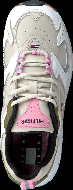 Beige TOMMY HILFIGER Lage sneakers HERITAGE WMNS  - large