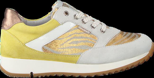 Gele DEVELAB Lage sneakers 42564  - large