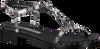Zwarte BRONX Sandalen THRILL  - small
